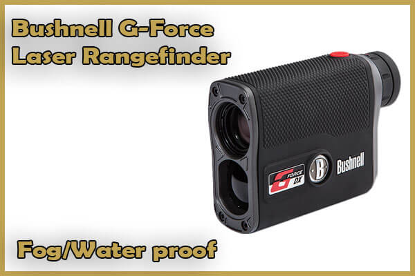 waterproof rangefinder