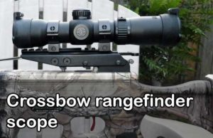 CROSSBOW RANGEFINDER SCOPE Rangefinder