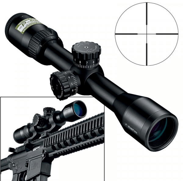 Best Rimfire Scopes under 100