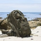 how to wash hunting backpacks