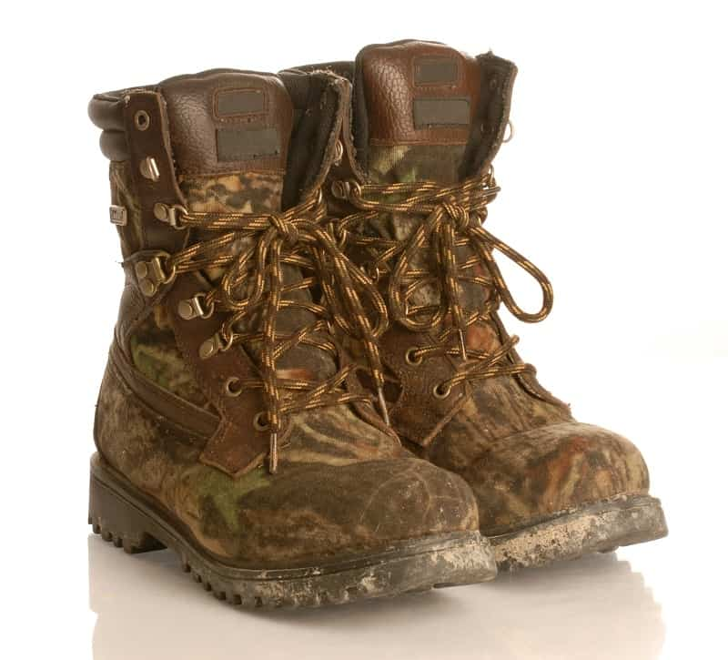 what are the warmest hunting boots