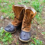 how to lace hunting boots