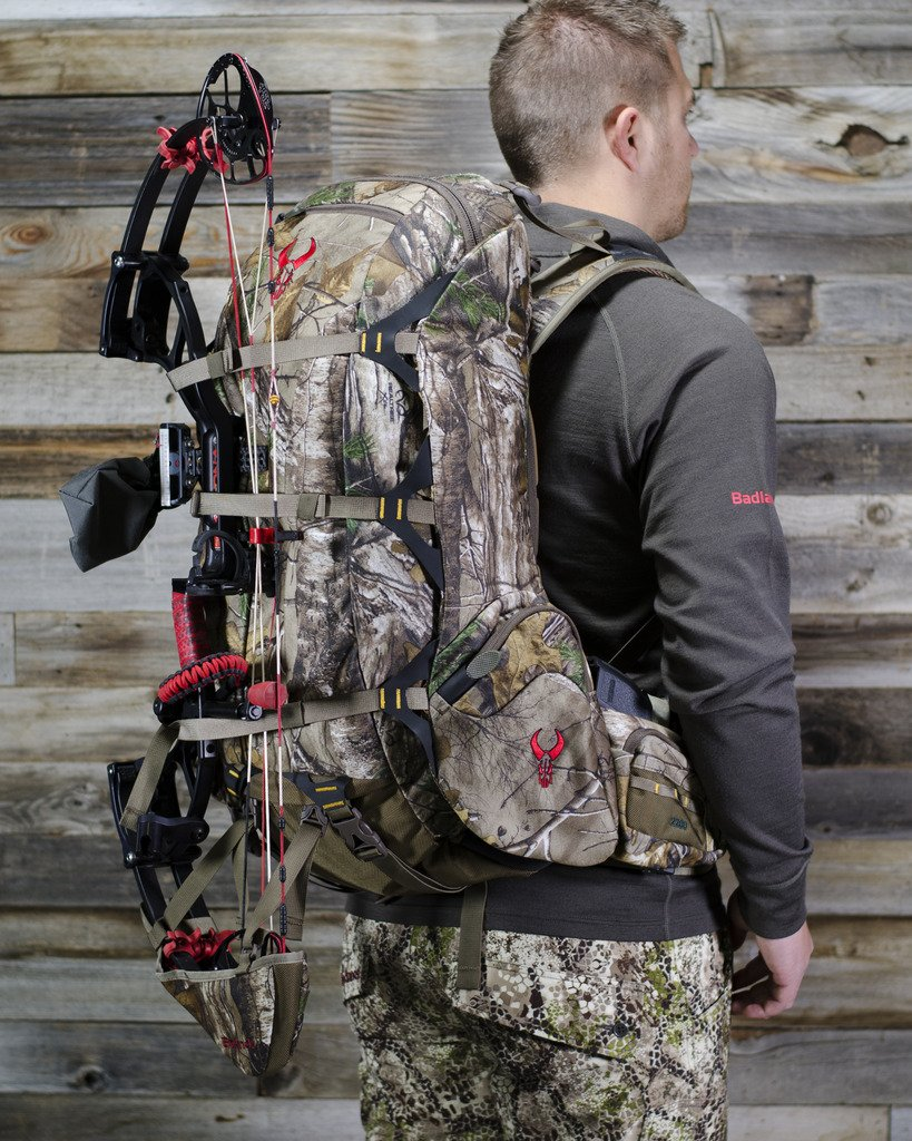 Badlands 2200 Camouflage Hunting Backpack mini review
