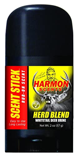 Harmon Scents - Rub On Scent Stick review
