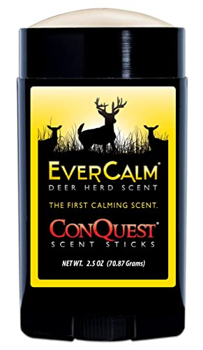 Conquest Scents EverCalm Deer Herd Scent Stick reivew