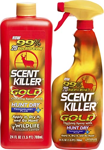 Scent Killer 1259 Wildlife Research Scent Killer review