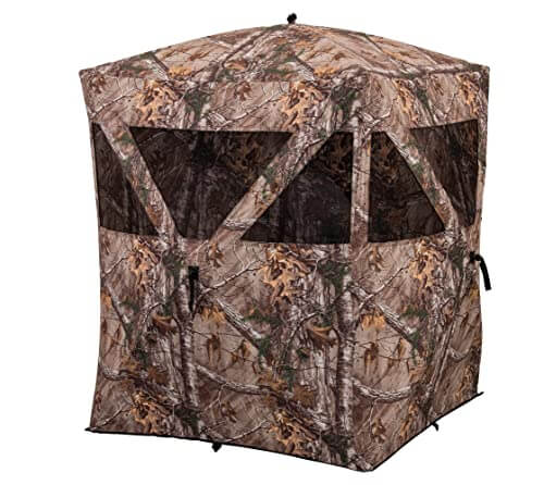Ameristep Care Taker Ground Blind review