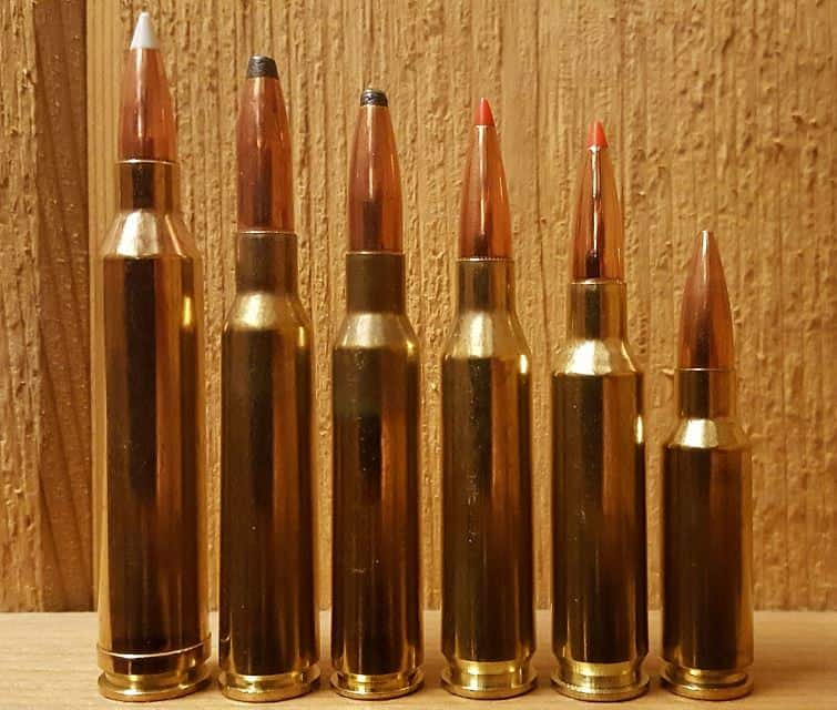 Comparison of the 6.5 Creedmoor Cartridge