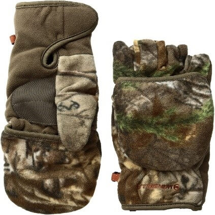 Manzella Productions Bow Hunter Convertible Glove