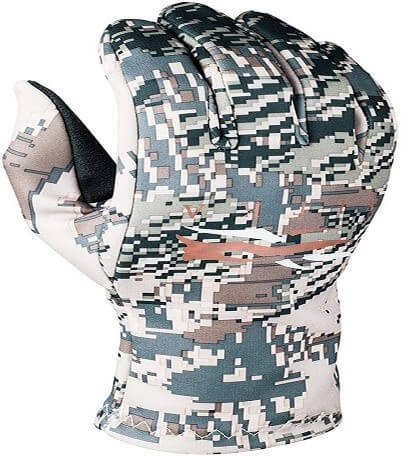 Sitka Gear Men's Hunting Cold Weather Camouflage Traverse Glove