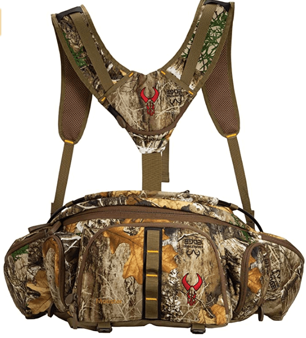 Badlands Monster Waist-Pack Style Hunting Pack
