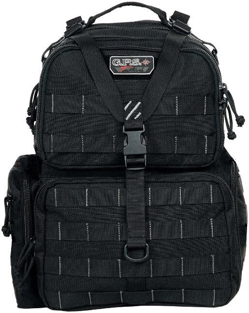 The GPS Tactical Range Backpack