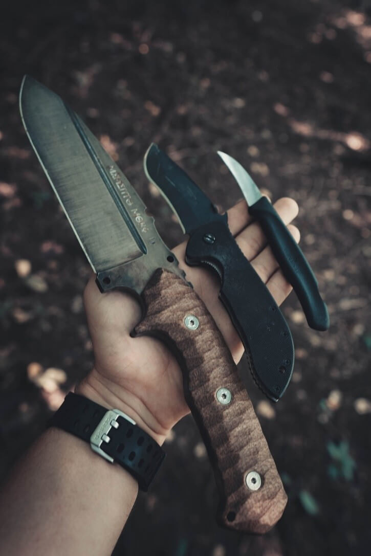 Knife Blades for hunting